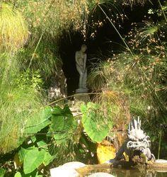 Hanbury garden Italy