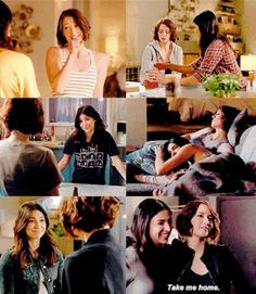 Domestic Sanvers is the best - Alex Danvers / Chyler Leigh - Maggie Sawyer / Floriana Lima - Supergirl - Season 2