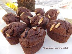 Financiers au chocolat DSCN3375
