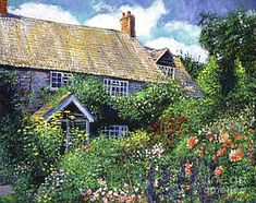 English Cottage Paintings