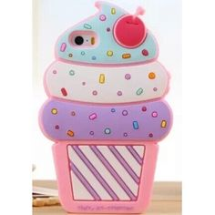 http://www.phone-icases.com/3d-lovely-cherry-ice-cream-silicone-case-for-iphone-55s-p-1047.html