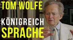 """WDR-Moderator David Eisermann und ich sprechen über Tom Wolfes neues Buch """"Das Königreich der Sprache"""" (Kaufen: http://amzn.to/2sCEPr9)  In den vergangenen 150 Jahren wurden von der Entdeckung des Penizillins über die Entschlüsselung der menschlichen DNS bis zum Nachweis des Higgs-Bosons kolossale Fortschritte gemacht. Doch an einer der drängendsten Fragen der Menschheitsgeschichte - Wo liegt der Ursprung der menschlichen Sprache? - scheitert die Wissenschaft bis heute. Das hat wie Tom Wolfe…"""