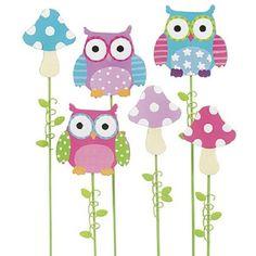 Sweet Owl Picks #cat