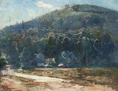 thunderstruck9: Arthur Streeton (Australian, 1867-1943),...