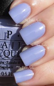 The PolishAholic: OPI Spring 2013 Euro Centrale Collection Swatches
