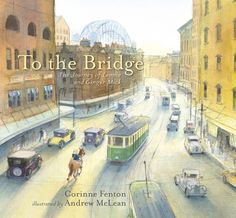 This is the true story of Lennie Gwyther and his special pony Ginger Mick. In 1932 when they were both nine years old, they rode from Leongatha in Victoria all the way to Sydney to see the opening of the Sydney Harbour Bridge. Books Australia, Award Winning Books, Sydney Harbour Bridge, Little Dogs, East Coast, Pony, Beautiful Pictures, Journey, Adventure