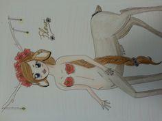 Fleur OC von Tigermädchen (auf Facebook zu finden)
