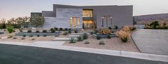 Modern Homes of Las Vegas First Slide
