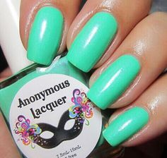 Anonymous Lacquer Vernal Time