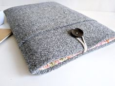Thanks for the great review Tracy F. ★★★★★! http://etsy.me/2Ag9fq3 #etsy #accessories #case #gray #purple #woolygray #purplefloral #orangeflowers #macbookprosleeve #macbookairsleeve