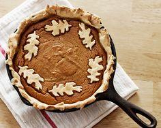 Pumpkin Pie. Probably my favorite