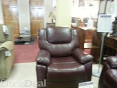 Recycling leather suites down too 750 Recycled Leather, Recliner, Armchair, Recycling, Living Room, Furniture, Home Decor, Chair, Sofa Chair