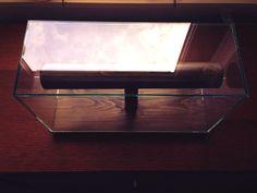 Trots! Eindelijk af! Nieuwe vitrine voor #DJewels #sieraden #accessoires - binnenkort te bewonderen @ShapersHaarmode
