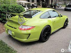 Porsche 997 GT3-RS 4.0
