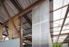 Baan Nong Bua School,© Spaceshift Studio