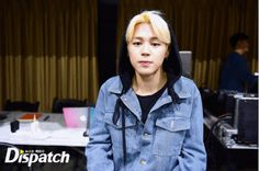 Jimin ❤ BTS Practice For The WINGS TOUR In Seoul~ (Naver STARCAST Article - m.star.naver.com/bts) #BTS #방탄소년단