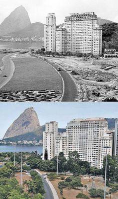 Discussões sobre os 450 anos da cidade do Rio de Janeiro (Beta) - Página 2 - SkyscraperCity O Rio de 1965 que espelha a cidade atual Assim como a que celebrará 450 anos, a cidade do IV Centenário passava por transformações POR RODRIGO BERTOLUCCI