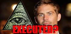 """PAULWALKER: Murdered For Digging Too Deep? ~ Conspiracy forums have posed an interesting theory on Paul Walker's untimely death from car crash on Sat, where they tie it in, and call it murder to prevent Walker, who was part of Philippine relief effort, from exposing """"a conspiracy to supply victims of Typhon Haiyan with a prototype permanent birth control drug hidden in medicinal supplies and food aid."""" [...] 12/02 ~>Video Comparisons"""