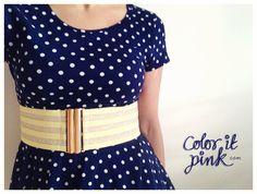 DIY elastic belts