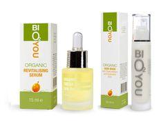 Win revitalising skin serum & a radiant skin mask  From Bio2you