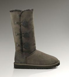 Women Australia Boots Bailey Button Triplet 1873 Chocolate