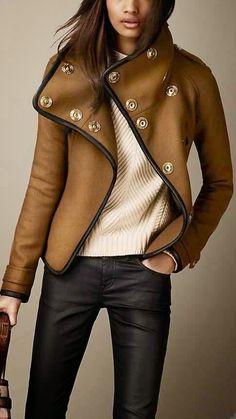 Stylish Burberry Jacket