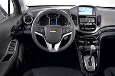 Chevrolet Orlando Interior Chevrolet Orlando, Orlando Usa, Car Magazine, Latest Cars, Luxury Cars, Dream Cars, Diesel, Camper, Vehicles