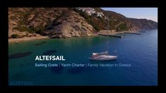 Altersail - Sailing Crete | Yacht Charter | Family Vacation in Greece