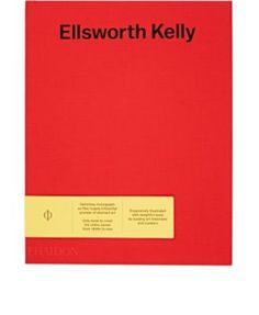 Phaidon Ellsworth Kelly at Barneys New York