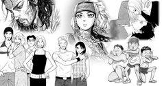 Ocher Art: Manga Artists with Amazing Art Styles