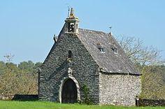 chapelle du Château de Rochefort-en-Terre. Bretagne