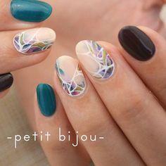 gala-dress  #ネイル #ネイルアート #ネイルデザイン #ネイルサロン #ジェルネイル #petitbijou_nail #nail #nailart #gelnail #naildesign #nailsalon #artworks #art #instanailart #instanails #galadress