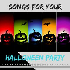 A huge list of ideas for your Halloween party's theme music! Part of #31DaysofHalloween