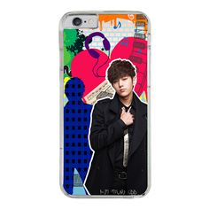 L Kim Myung Soo Infinite Kpop Phone Case for iPhone, iPod, Samsung, Sony, LG and HTC