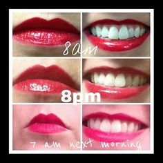 Long Lasting Lip Color that can last up to 18 hours  #lipstain #lipgloss #redlips #permanentmakeup