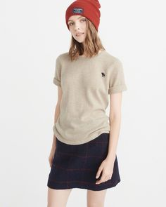Icon Cashmere Tee