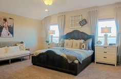 Magnolia Woods - Colerain Township, OH New Homes - Redfield Model Buck's County Retreat