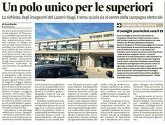 """""""Il Tirreno"""", novembre 2017."""