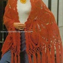 Shawl Crochet Patterns Part 4