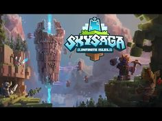 SkySaga Infinite Isles PC game first look gameplay español