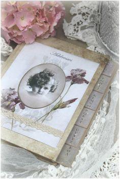 Jeanne d´Arc Living Notizbuch Vintage - Geschenke - Dekocharme