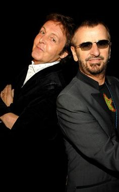 Paul and Ringo to Play Together at Both Grammys and Beatles Tribute Shows
