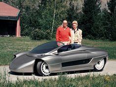 Bertone Blitz (1992)  An electric from 20 years ago Citroen Xantia, Fiat 850, Weird Cars, Cool Cars, Lamborghini Miura, Us Cars, Race Cars, Daihatsu, Maserati