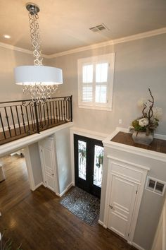 Exceptional Entry   This Midtown Tulsa Home Was Completely Renovated By ME Interiors.  It Is The