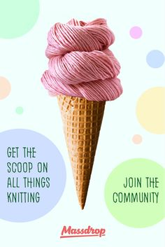 The Knitting Community is a place for knitters and fiber artists to call their own. Shop for yarn, needles, notions, and other tools and accessories. Plus, share your projects, find patterns, and play with new materials and techniques.