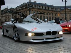 BMW Nazca C2, by Italdesign in 1992 as a concept car.