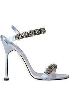 Bright, bold, polka dots, cut-outs are included in the Manolo Blahnik Fall Winter 2012 shoe collection. High End Shoes, High Heels, Manolo Blahnik Heels, Shoe Gallery, Beautiful Shoes, Shoe Collection, Shoe Brands, Wedding Shoes, Designer Shoes