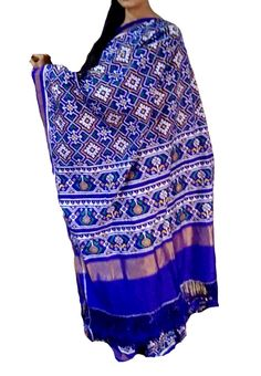 RAJKOT PATOLA SAREES BY DINESH BHAI PATOLAWALA WE ARE MANUFACTURER OF HANDLOOM HANDICRAFT PURE SILK PATOLA SAREES. INDIA