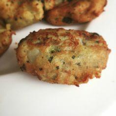 Friend Recipe, Antipasto, Fritters, Street Food, Italian Recipes, Baked Potato, Nom Nom, Buffet, Good Food