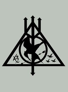 Casadores de sombras. Los juegos del hambre. Harry poter. Percy Jackson. Divergente